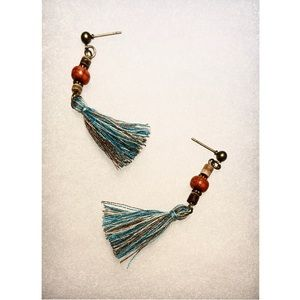 Jewelry - New Tassels Stud Earrings
